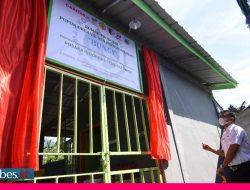 Bantu Petani, YPI-Caritas Bangun Tiga Rumah Produksi Kompos di Sigi