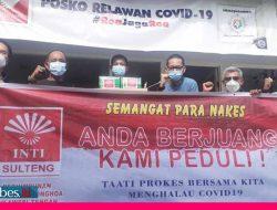 INTI Sulteng Serahkan Bantuan 10 Regulator Oksigen untuk Roa Jaga Roa