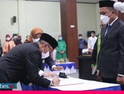 PAW Anggota Dewan Partai Demokrat, Syarifudin: Untuk Kesinambungan Tugas dan Tanggungjawab Wakil Rakyat