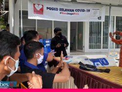 Posko Roa Jaga Roa Beri Pelatihan APD Bagi Tim Rescue