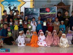 Ciptakan Pengafal Quran, Pemuda Camp Biasa Poso Salurkan 1050 Wakaf Al-Quran