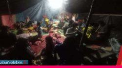 Pengungsi gempa Ampana