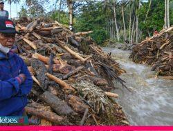 34 Unit Rumah dan 191 Hektar Lahan Pertanian Warga Rusak Akibat Banjir Bandang Sigi