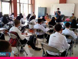 Bupati Berikan Kuliah Umum Mahasiswa PSDKU Untad Morowali, Taslim: Mahasiswa Merupakan Penggerak