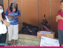Nurani Astra Berbagi Untuk Negeri Salurkan Sembako Bagi Warga Poso Terdampak Pandemi