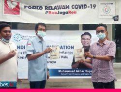 Bantuan 1.000 Paket Vitamin dari Andi Agtas Foundation Diserahkan ke Roa Jaga Roa