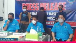 BNN Poso Amankan Warga Penjual Sabu
