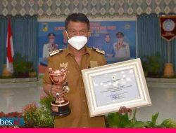 Pemprov Sulteng Terima Anugerah Parahita Ekapraya dari Menteri PPPA