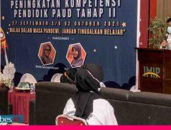PT IMIP Gelar Workshop Peningkatan Kompotensi Pendidik PAUD