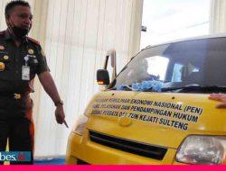 Permudah Pelayanan, Kejati Sulteng Launching Mobil Pelayanan dan Pendampingan Hukum