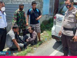 Satgas K5 Kelurahan Palupi Bekuk Dua Perampok Uang Dana Desa Bulubete