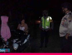 Polres Morowali Gelar KRYD, Masyarakat Diimbau Jaga Kamtibmas dan Patuhi Prokes