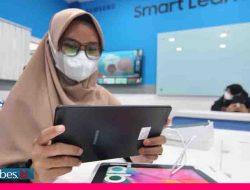 Samsung Smart Learning Class, Dukung Kesiapan Pembelajaran Tatap Muka di Palu