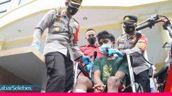 Pelaku Pembusuran Mahasiswa Unismuh Palu di Kampung Nelayan Terpaksa Ditembak Polisi