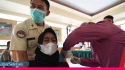 Dinkes Sulteng Target Desember Vaksinasi Capai 80 Persen