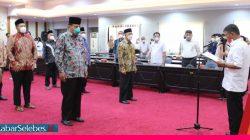 Lantik Jajaran Direksi, Gubernur Minta PT. Pembangunan Sulawesi Tengah Kelola Potensi Daerah