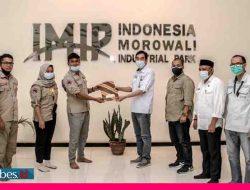 IMIP Apresiasi SDC Morowali Meraih Penghargaan Kalpataru 2021