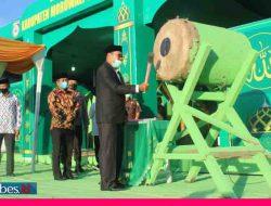 MTQ ke-XI di Morowali Dibuka Resmi, Wakil Bupati: Menjadi Angin Segar Petkembangan Seni Islam