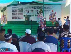 Pondok Pesantren Hufadz Alkhairaat dan Masjid Misratul Hafid Diresmikan, Anwar Hafid: Anak-anak Kita Harus Jadi Hafidz Al-Qur'an