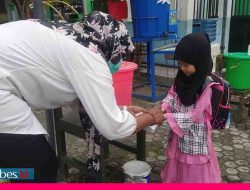 Hari Pertama PTM di PAUD dan TK di Palu, Disambut Gembira Para Guru