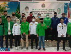 Buka Muscab Serentak di Touna, Fairus Husen Maskati Sebut PPP Siap Jemput Kemenangan