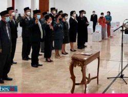 Bupati Poso Rombak Kabinet, 18 Pejabat Bergeser