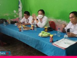 DPW Perindo Sulteng Evaluasi Kinerja Pengurus DPD Parigi Moutong