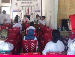 Perindo Sulteng Evaluasi Kinerja DPD Donggala Menuju Pemilu 2024