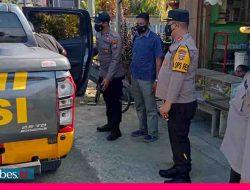 Vaksinasi di Morowali Tertinggi di Sulawesi Tengah, Kapolres: Mau Ditilang atau Divaksin