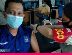 Nasdem Sulteng, NSL, AAC dan Garda Pemuda Ajak Masyarakat Ikut Donor Darah